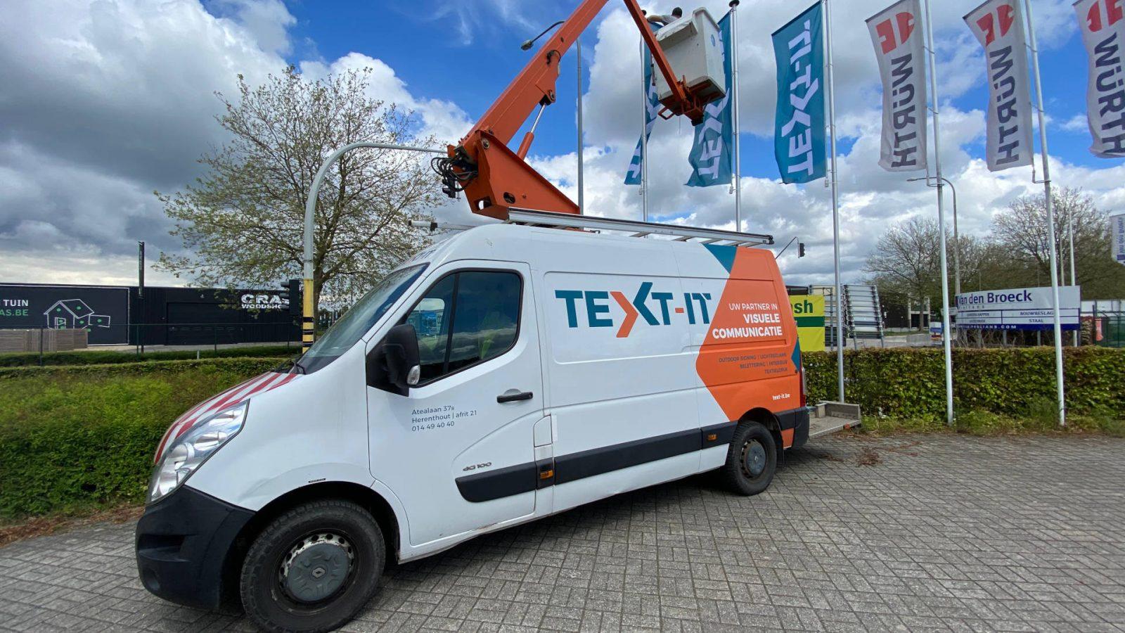 Montagedienst - TEXT-IT