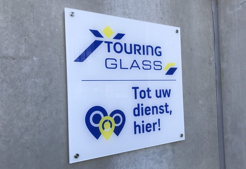 Touring glass