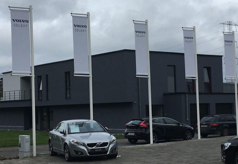 Volvo Van Houdt