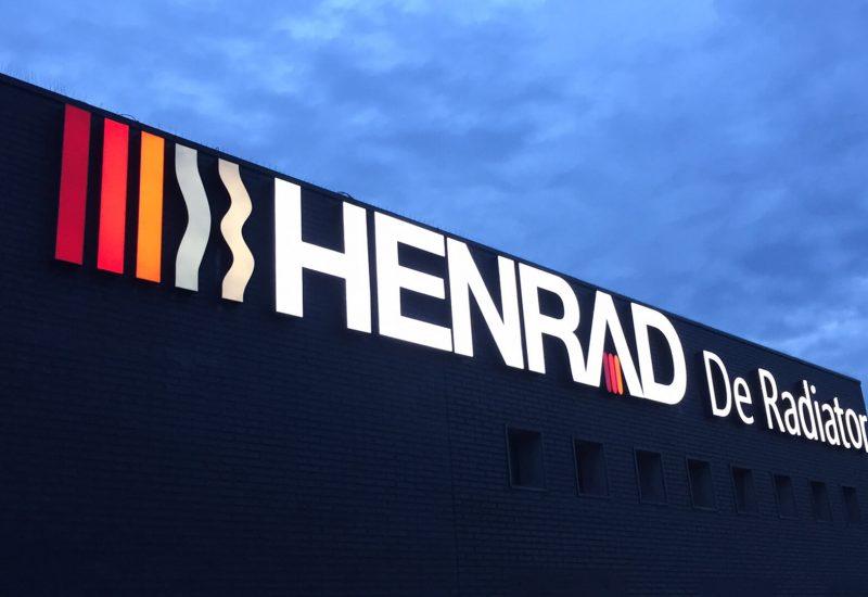 Henrad radiators