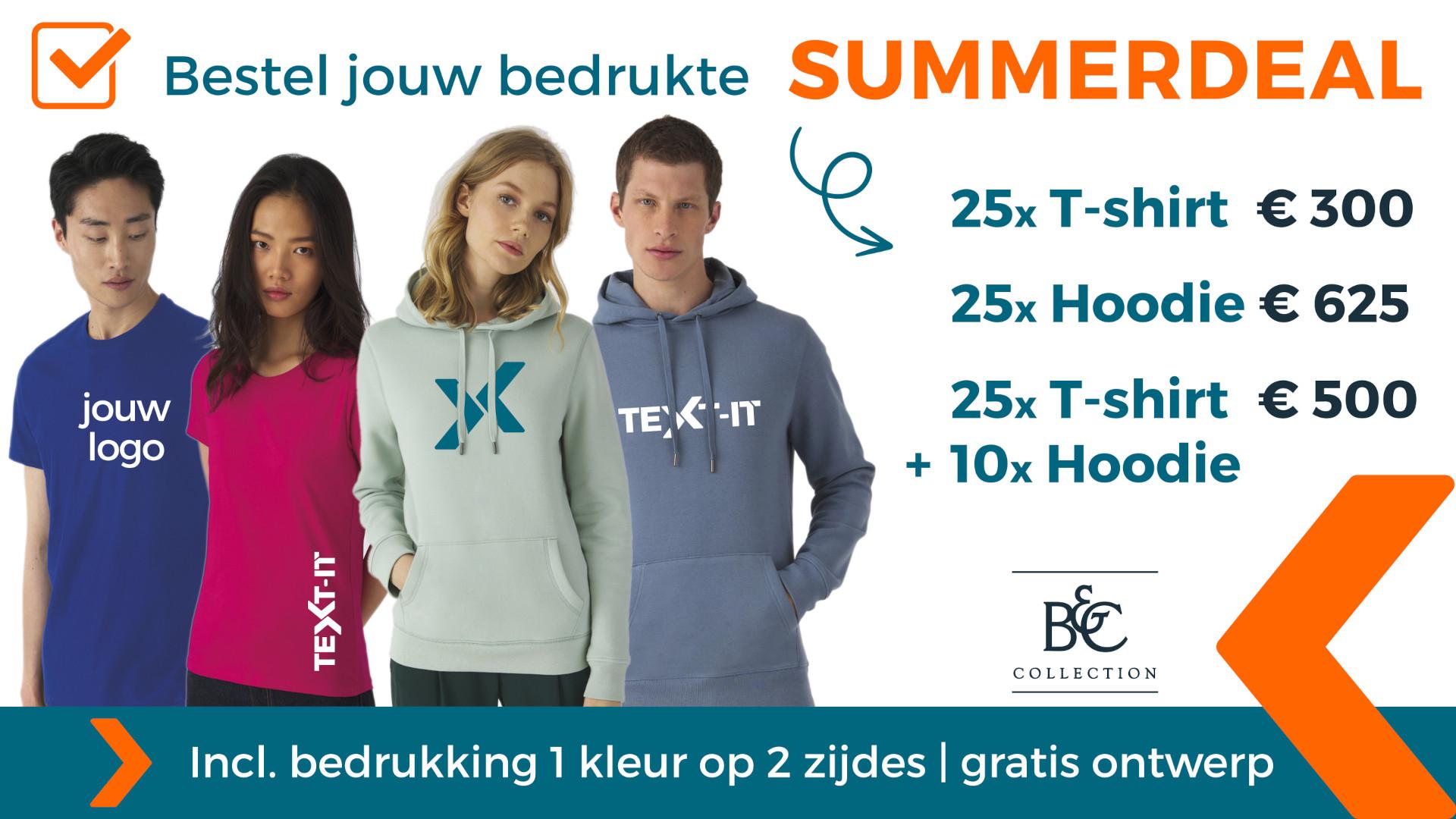 Summerdeal Textiel 2021