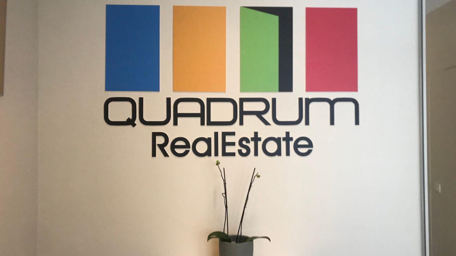 Freesletters Binnenereclame - Quadrum Real Estate