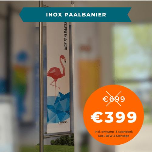 inox paalbanier
