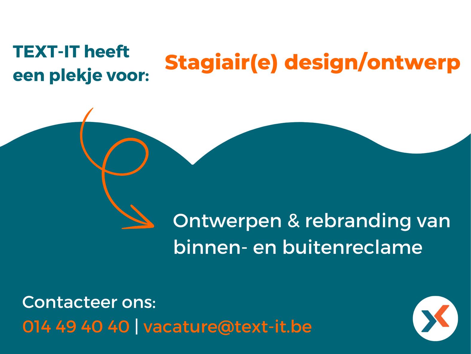 Stagiair(e) design ontwerp 2